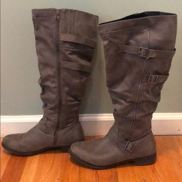 White Mountain Shoes | Wide Calf Roxy